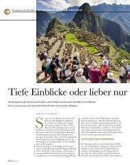 Download Artikel fvw magazin - Studiosus Reisen München GmbH