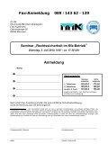 """Seminar """"Rechtssicherheit im Kfz-Betrieb"""" - Kfz-Innung - Page 2"""