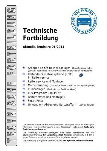 Technische Fortbildung - Studium-kfz-ausbildung.de