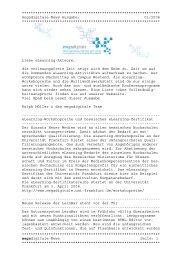 megadigitale-News Ausgabe: 01/2008 - studiumdigitale - Goethe ...
