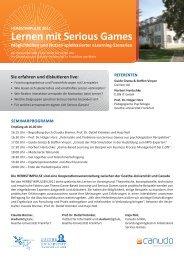 Herbstimpulse - studiumdigitale - Goethe-Universität