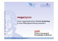 megadigitale - studiumdigitale - Goethe-Universität
