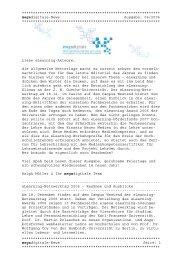megadigitale-News Ausgabe: 06/2006 - studiumdigitale - Goethe ...