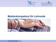 zertifikat - studiumdigitale - Goethe-Universität