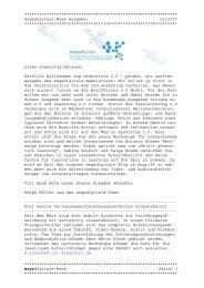 megadigitale-News Ausgabe: 02/2007 - studiumdigitale - Goethe ...