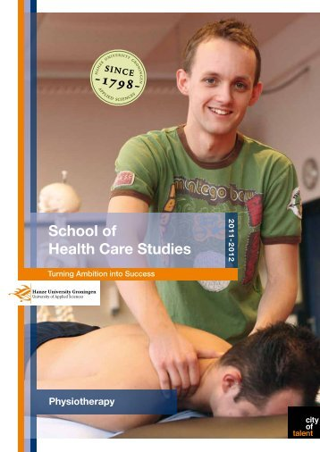 School of Health Care Studies - study-lamn.by