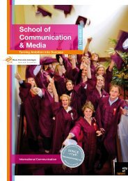 School of Communication & Media - study-lamn.by