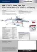 HOLZKRAFT® S 400 elite S 32 - Seite 2