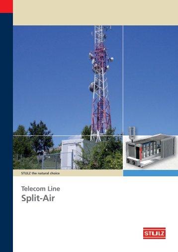 Split-Air Brochure - Stulz GmbH