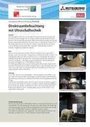 Direktraumbefeuchtung mit Ultraschalltechnik - Stulz GmbH