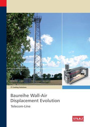 Wall-Air Displacement Evolution 0712 dt - Stulz GmbH