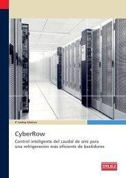 CyberRow Broschure 0612 es - Stulz GmbH