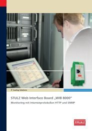 53-3457-09 Prospekt WIB 8000.indd - Stulz GmbH