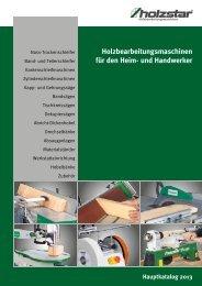Holzbearbeitungsmaschinen für den Heim- und ... - Emco.or.at
