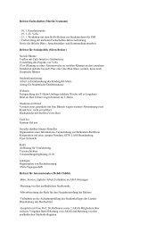 Referat Fachschaften (Martin Neumann) - Studierenden-Parlament ...