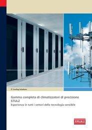 Gamma completa di climatizzatori di precisione 1012 it - Stulz GmbH