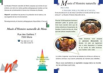 Livret parcours-découverte du musée - Portail environnement de ...