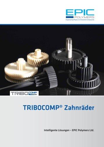 TRIBOCOMP® Zahnräder - Epic Polymers