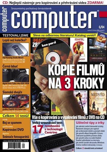 2004 / 6 březen - stulik.cz
