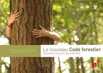 Le nouveau Code forestier - Portail environnement de Wallonie
