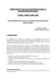 Turin– 08/09 avril 2002 - Portail environnement de Wallonie