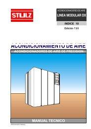 ACONDICIONAMIENTO DE AIRE - Stulz GmbH