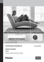 Technisches Handbuch - Stulz GmbH