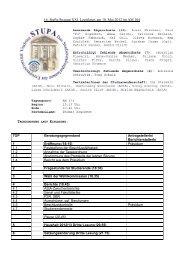 Protokoll der Sitzung vom 10. Mai 2012