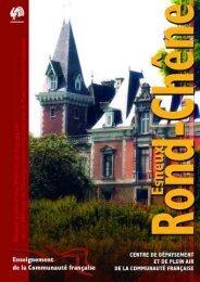 Projet éducatif - Portail environnement de Wallonie