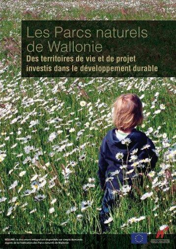 Les Parcs naturels de Wallonie - Portail environnement de Wallonie