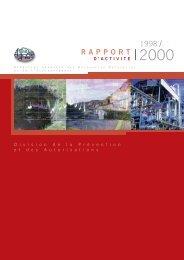 Consultez le rapport (Fichier PDF 4.0 - 13166 Ko) - Portail ...