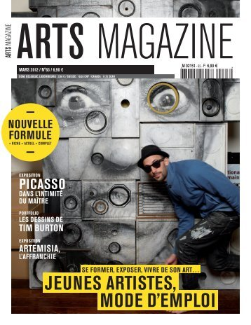 JEUNES ARTISTES, MODE D'EMPLOI - MediaObs