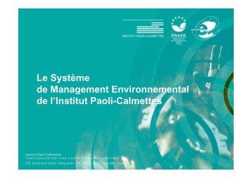Le comité environnemental - Arpe