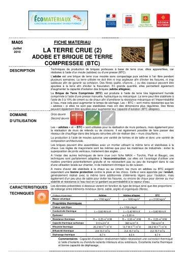 LA TERRE CRUE (2) - Arpe