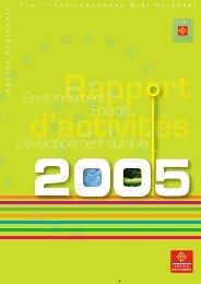 EXE RAPPORT D'ACTIVITE 2005mod2 - Arpe