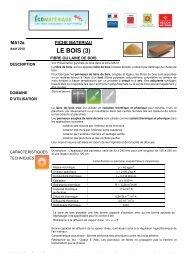 LE BOIS (3) - Arpe
