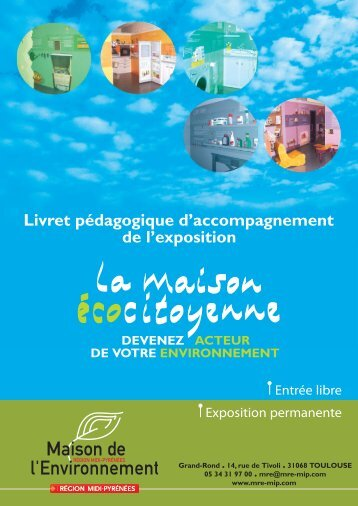 Livret pédagogique d'accompagnement de l'exposition - Arpe