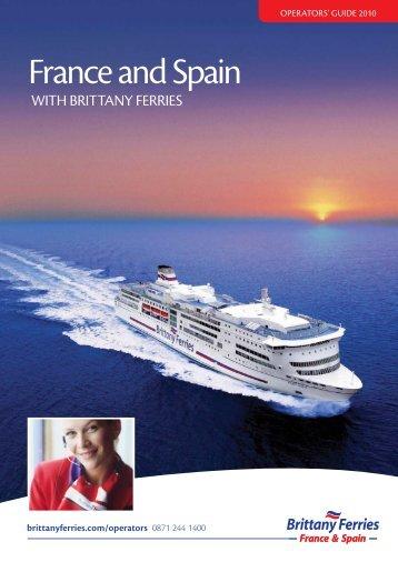 OperatOrs - Brittany Ferries