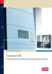 Compact DX Prospekt (1,44 MB) - Stulz GmbH