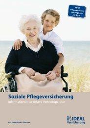 Soziale Pflegeversicherung