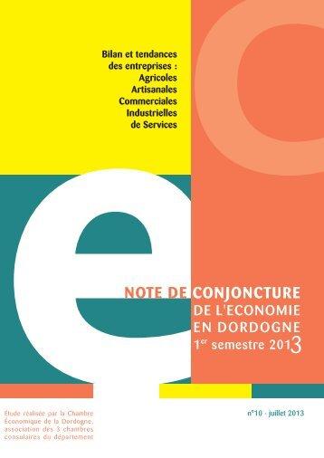2ème Semestre 2012   Chambre Du0027Agriculture De La Dordogne