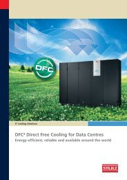 DFC² Direct Free Cooling for Data Centres - Stulz GmbH