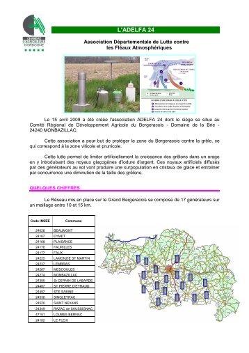 Fiche ADELFA24   Chambre Du0027Agriculture De La Dordogne