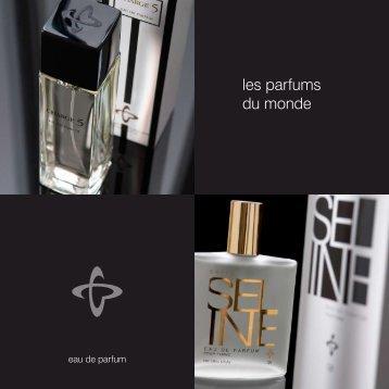 les parfums du monde