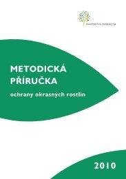 metodická příručka ochrany okrasných rostlin - gladiris.cz