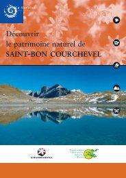 Patrimoine naturel de SAINT-BON COURCHEVEL - Parc national ...