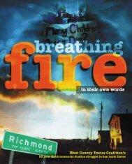 Breathing Fire - SIPCOT Area Community Environmental Monitors