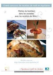 week-end gastronomique - 750G.com