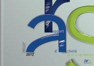 Rapport d'activité 2012 pdf - ARS Languedoc-Roussillon