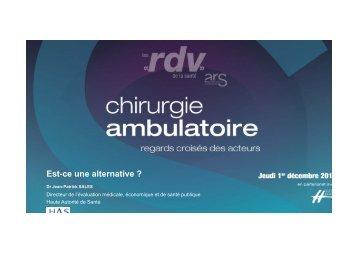 Est-ce une alternative ? - ARS Languedoc-Roussillon